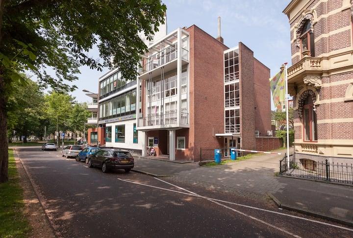 Ruim appartement in het centrum van Groningen