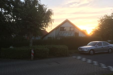 Holidayhouse in childfriendly and nature area - Vissenbjerg - Talo