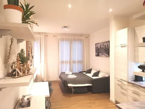 Luxury Apartment in Porta Nuova - Republica
