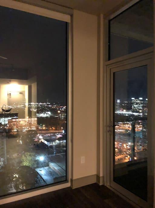 LR view