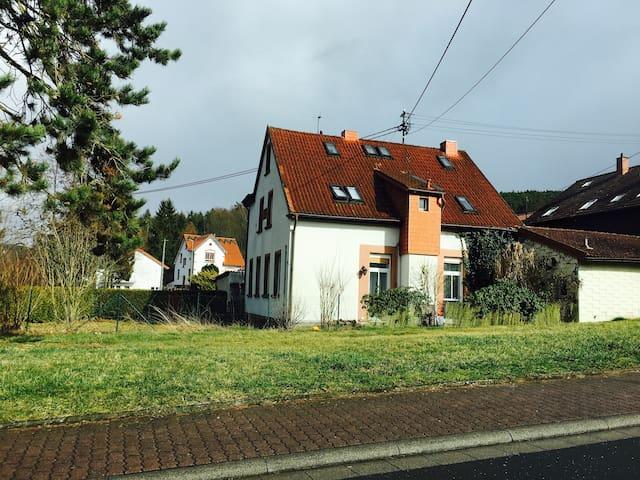 Haus für Naturliebhaber im Pfälzer Wald - Altleiningen - Talo