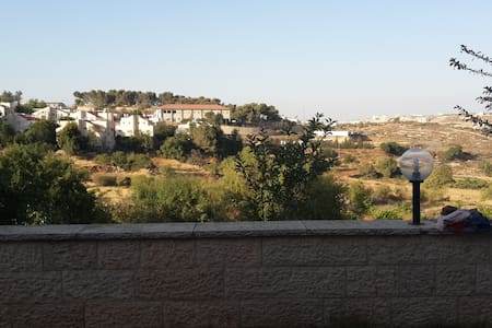 beautiful apartment - Efrat