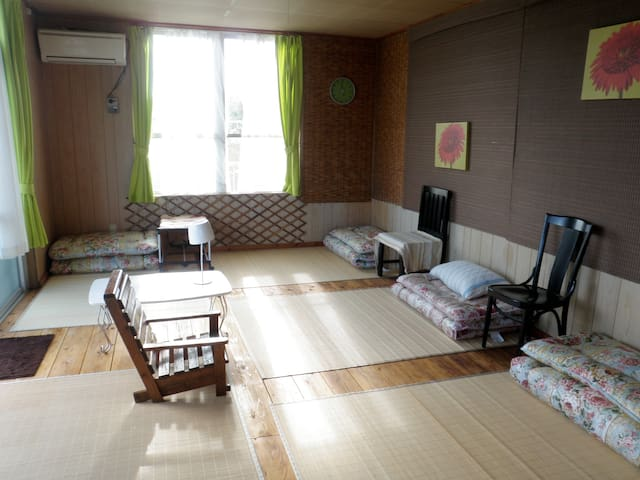 Japanese style Dormitory Room