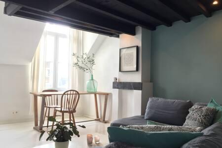 Cosy room in Antwerp - Flat
