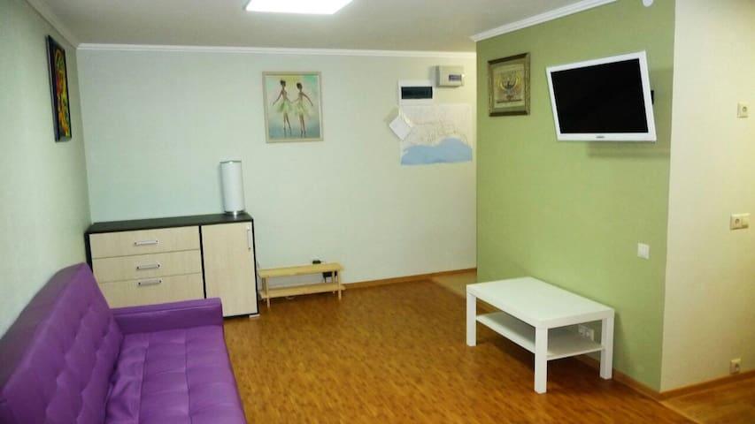 Студия в центре Сухума