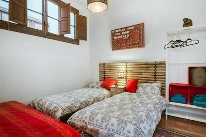 """Casa di Stella """"Carpet room"""""""