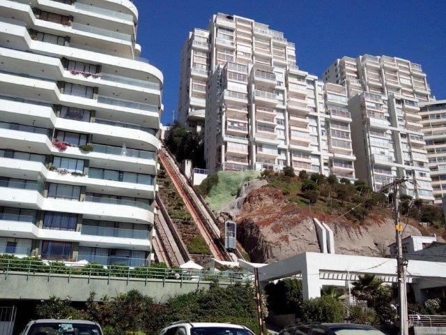 Departamento con vistas en Reñaca