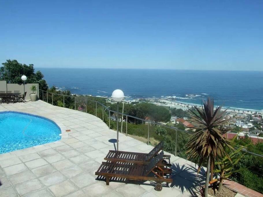 Breathtaking Views of the magnificent Atlantic Ocean.