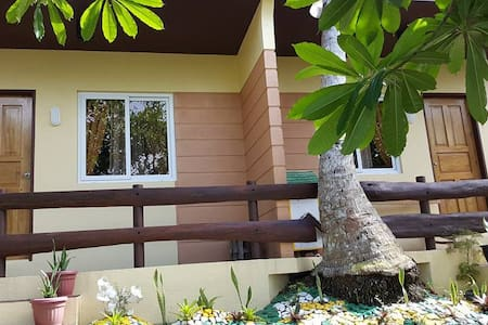 El Oceano casiguran Resort Duplex Room