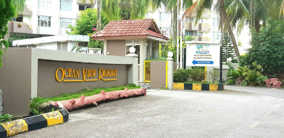 Ocean View Resort Port Dickson Block D.1.05