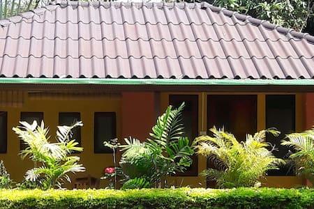 BAN PUEANTAE, Kanchanaburi.