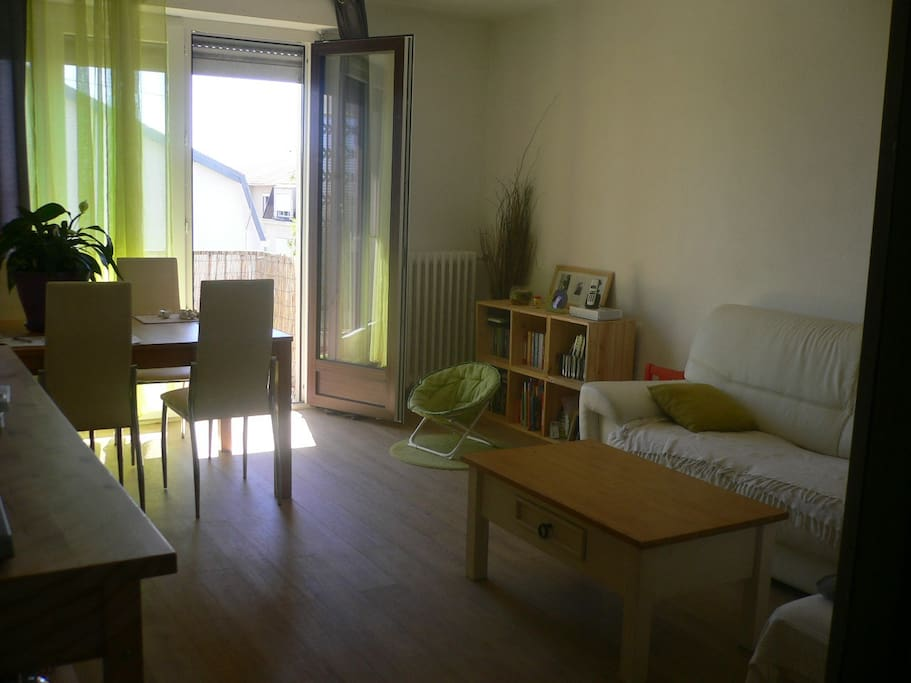 Chambre calme dans appartement agr able poitiers for Chambre d hotes poitiers