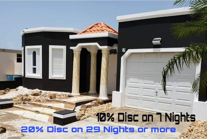 Guest House near the Beach 10% Disc on 7 nights