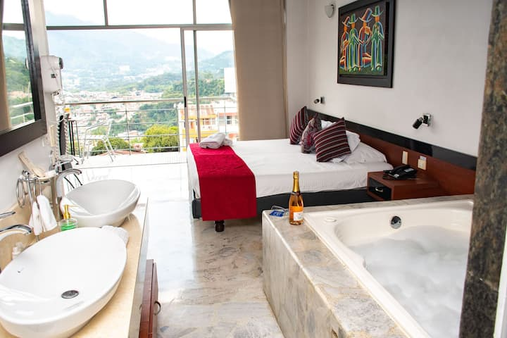 Junior Suite Hotel Dulima Ibagué