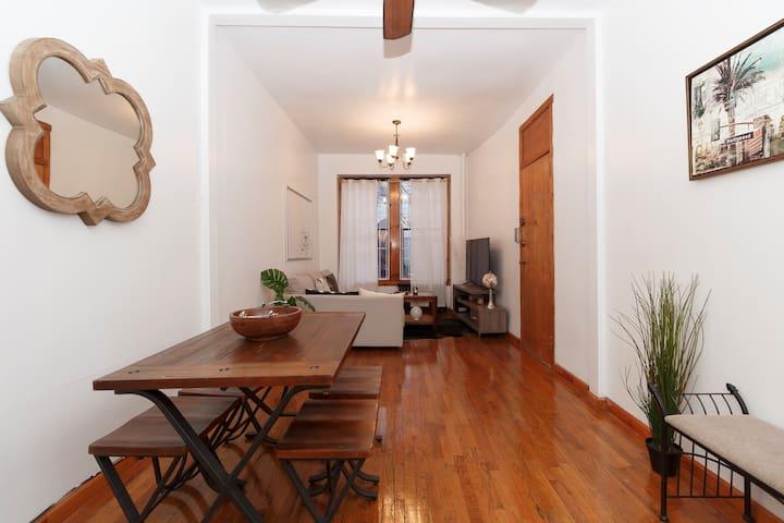 Authentic place in vibrant West Village