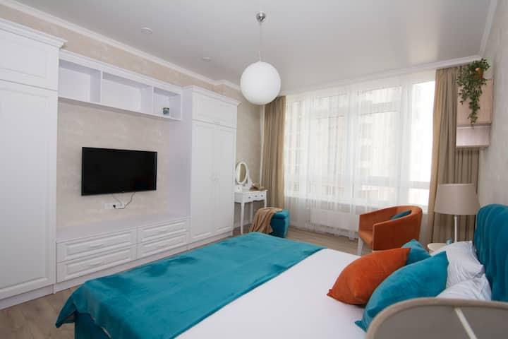 Комфортные апартаменты в Аркадии-(622)