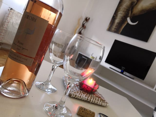 Mexico apartman