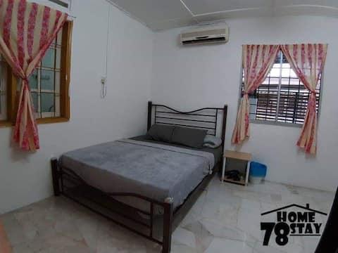 Room #4 Bukit Bendera Mentakab Near Star Mall