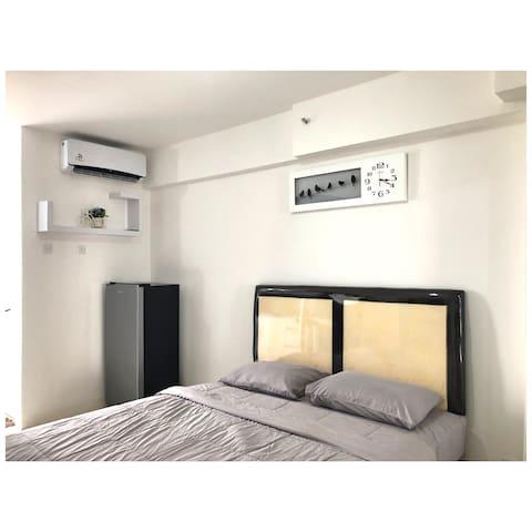 Apt Studio Minimalis Bassura City Tower H 6floor