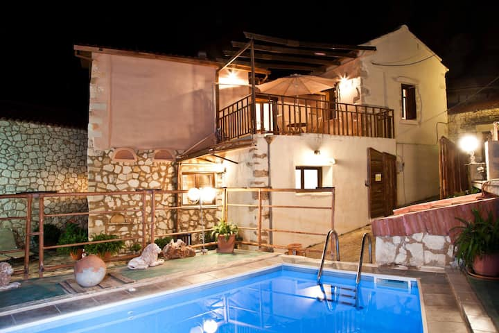 Tsivaras Villas ( Villa with Private Pool )