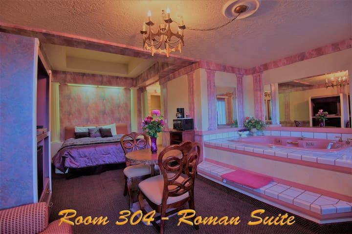 Oasis Of Eden - Roman suite