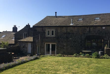 The Barn at Whitehall Fold Two Bed Cottage