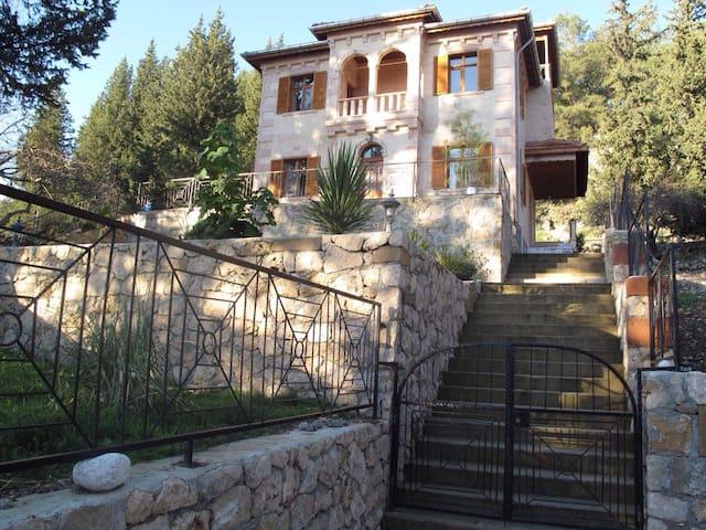 Villa Kaplan in Beycik - Beycik Köyü - Hus