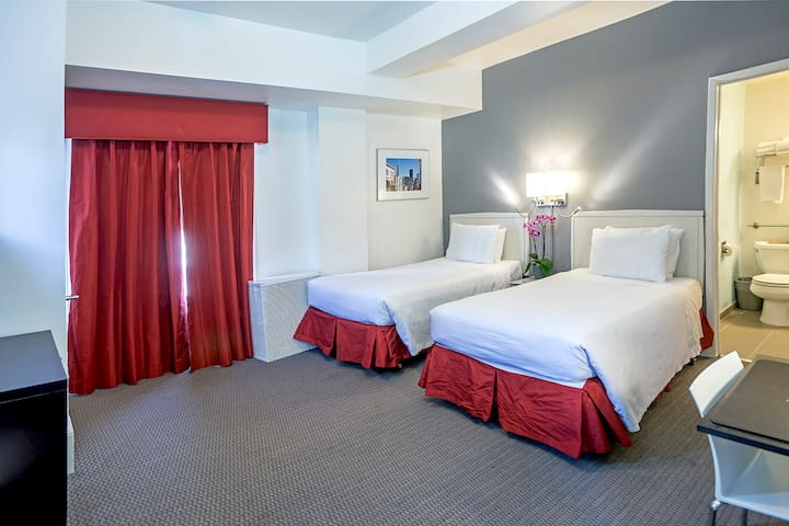 Grant Plaza Hotel, Standard Twin