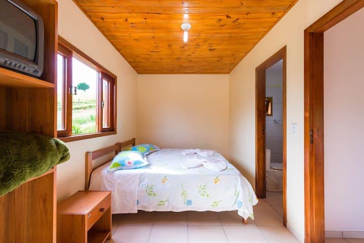 Chalé Assing - Santa Rosa de Lima - Bed & Breakfast