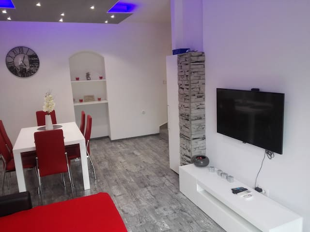 Apartment M&M Solin,10min from center of Split