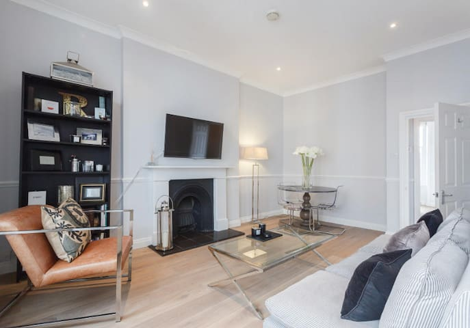 Ladbroke Grove Stylish Portobello Apartment