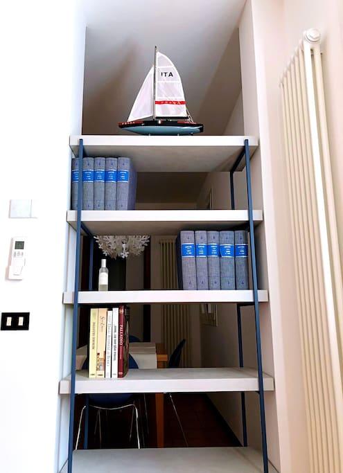 Libreria / Library