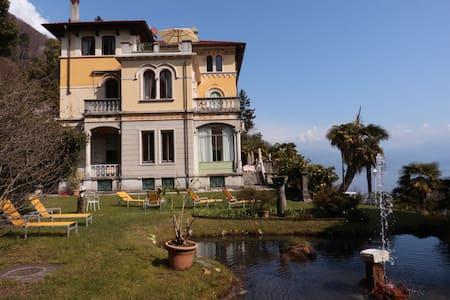 Ferienwohnung am Lago Maggiore App6 - Ghiffa