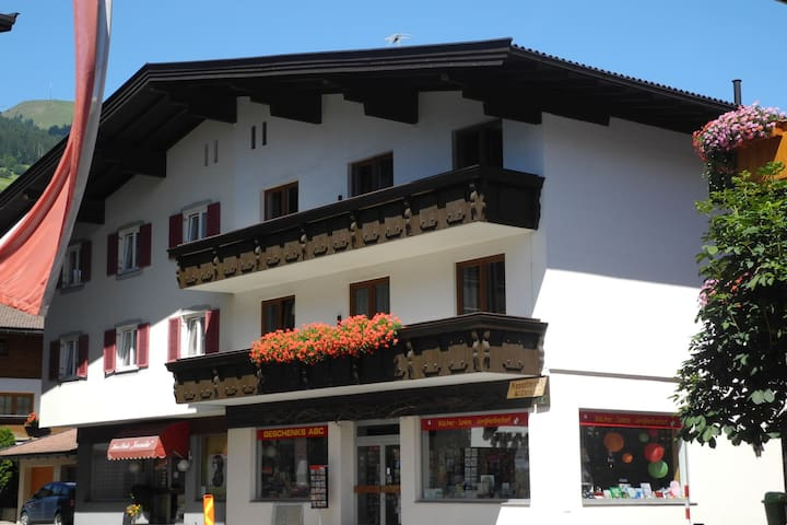 Gorgeous spacious apartment residence in the Westendorf