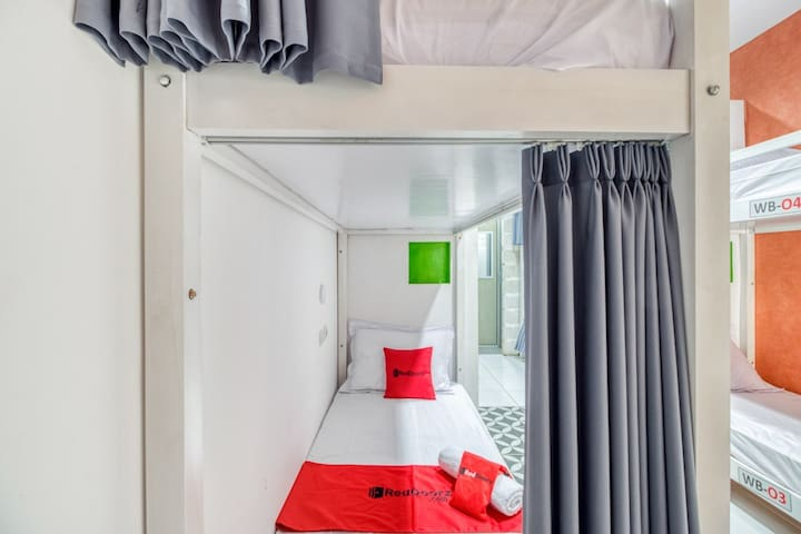 [50% OFF Discount] Hostel near Titik Nol Malioboro
