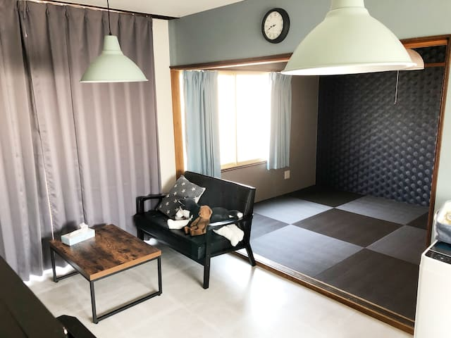 New Open! Speedy wifi/Comfortable Flat/#3