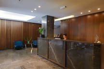 Delice Serviced Appartments - 24h Reception