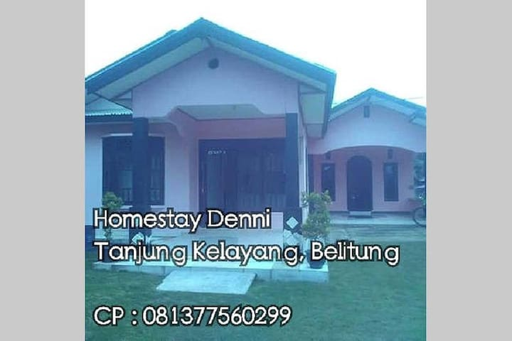 Homestay Denni Denis - Tanjung Pandan - Dom