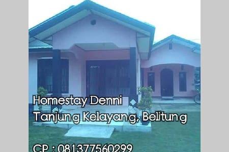 Homestay Denni Denis - Tanjung Pandan