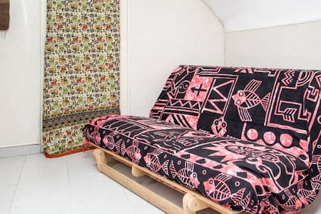 Mini-cheapest room in Roma Termini