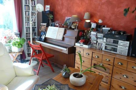 Chambre au calme proche Lorient mer et campagne - Quéven - 아파트