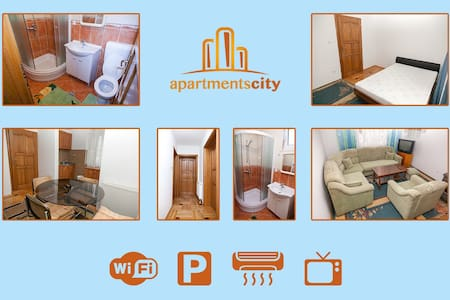 "Aparment ""CITY One"" Bihac - Bihać - 公寓"
