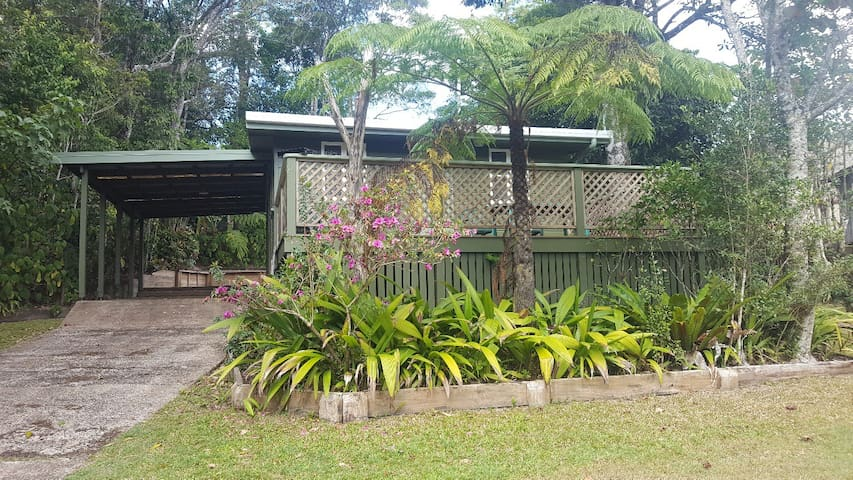 Mt Spec Cottage Paluma