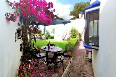 ¡Habitación doble, estilo mexicano! - Tequisquiapan - House