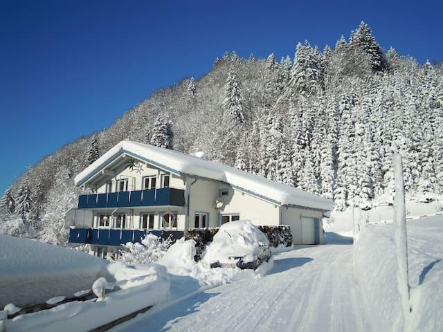 Haus Röcken, die Ferienwohnung am Arlberg - Dalaas - Apartemen