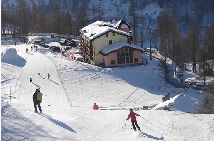 Un bilocale sulle piste da sci! **SPECIAL PRICE**