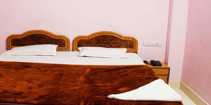 Comfortable stay only at Non AC Deluxe Room @ Jaisalmer