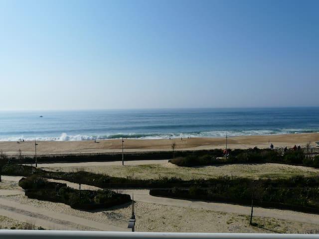 Appartement 3p vue panoramique sur océan et plage - Soorts-Hossegor - Wohnung