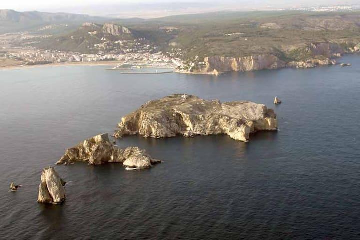 Illes Medes, a Torroella de Montgrí : 21 kilòmetres de l'apartament.