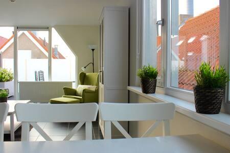 Appartement West in Ouddorp aan Zee Weststraat - Ouddorp - Leilighet